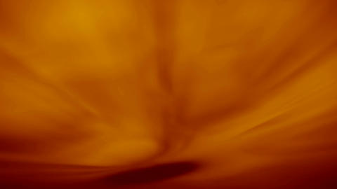 Abstract Warm Coloration Footage