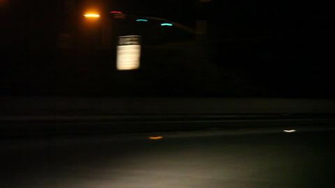 freeway merge Stock Video Footage
