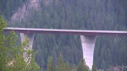 HD2008-7-1-40 big bridg Stock Video Footage