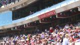 HD2008-7-3-4 Stampede Grandstand stock footage