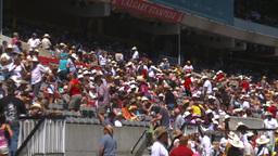 HD2008-7-3-6 Stampede grandstand Stock Video Footage