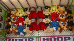 HD2008-7-3-34 midway games Stock Video Footage