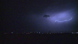 HD2008-7-4-5 lightning Stock Video Footage