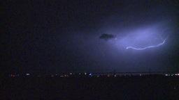 HD2008-7-4-5 lightning Stock Video Footage