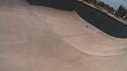 HD2008-7-14-28 skateboarder Stock Video Footage
