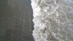 HD2008-7-15-36 weir debris Stock Video Footage