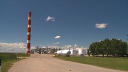 HD2008-7-15-44 gas plant Footage