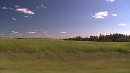 HD2008-7-16-14 wheat drive Stock Video Footage