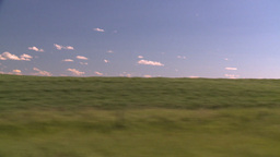 HD2008-7-16-16 wheat drive Stock Video Footage