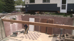 HD2008-6-1-7 House move Stock Video Footage