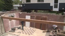 HD2008-6-1-7 House move Footage