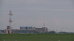 HD2008-6-1-17 AC Airbus takeoff LL Stock Video Footage