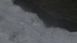 HD2008-6-2-37 bow falls Stock Video Footage