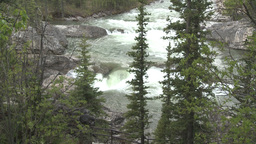 HD2008-6-3-6 Elbow falls Stock Video Footage