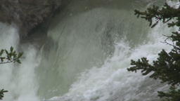 HD2008-6-3-8 Elbow falls Stock Video Footage
