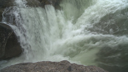 HD2008-6-3-20 Elbow falls Stock Video Footage