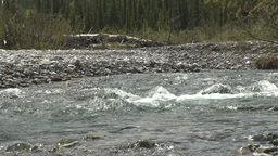HD2008-6-3-46 elbow river rapids Footage