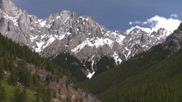 HD2008-6-5-31 snow on mtn Stock Video Footage