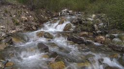 HD2008-6-5-37 mountain stream Stock Video Footage