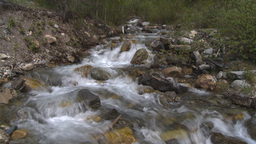 HD2008-6-5-37 mountain stream Stock Video Footage