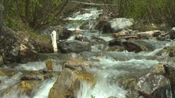HD2008-6-5-39 mountain stream Footage