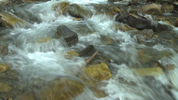 HD2008-6-5-41 mountain stream Stock Video Footage