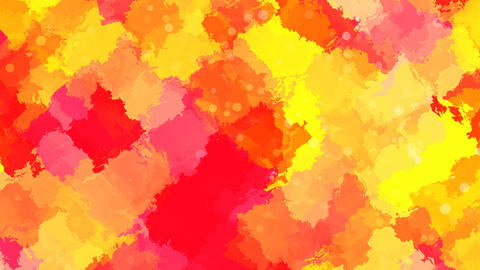 Water Color Mix Stock Video Footage