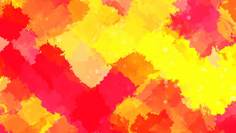 Water Color Mix Animation
