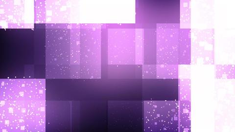 Purple Corporate Boxes Animation