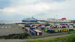 Europort Rosslare Footage