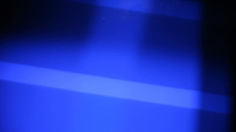 abstract blue forms Footage
