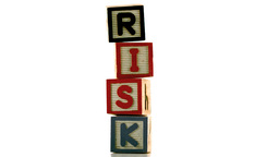 Blocks spelling risk falling over Footage