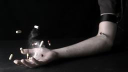 Deadly drug overdose Footage