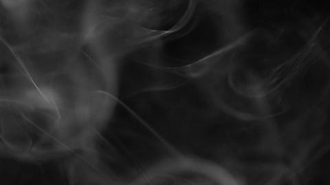 Smoke filling the screen Stock Video Footage