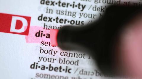 Definition of diabetes Live Action