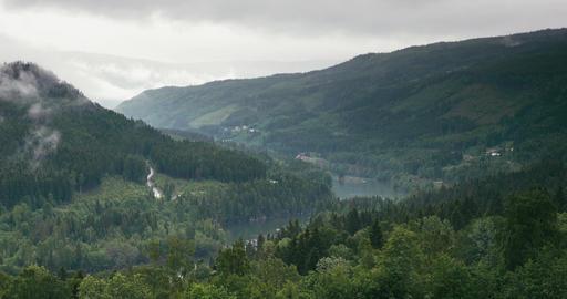 4K, Skei, Zoom, Norway Stock Video Footage