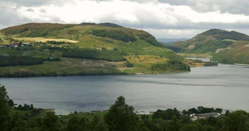 4K, Lake in Norway Footage