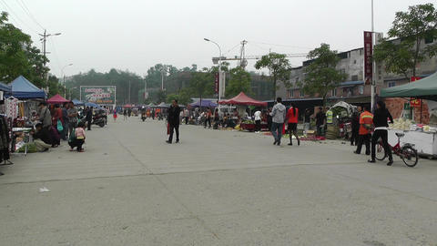 Jintang Town Chengdu Area Sichuan China 63 handhel Footage