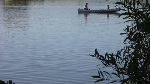 canoeing Footage