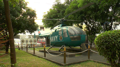 displayed helicopter ビデオ
