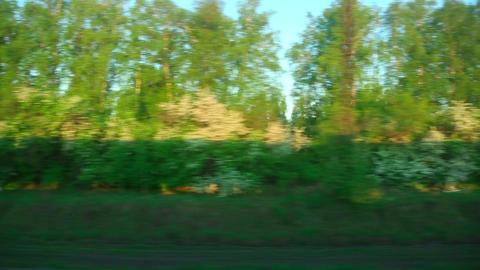 Train shadow Footage