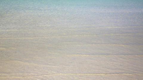 gorgeous crystal water beach, ocean, sea, Koh Rong Footage