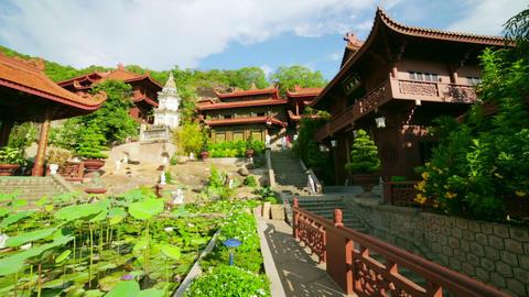 Chau Doc Temple, Vietnam Live-Action