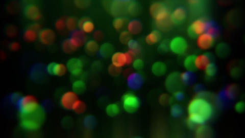 Bokeh Particle 3 Animation
