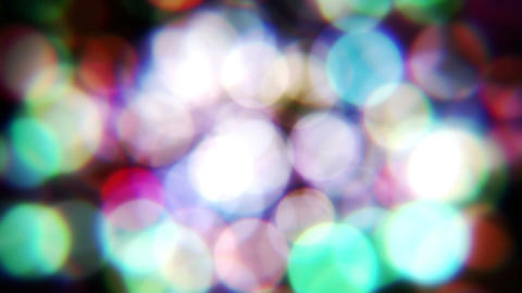 Bokeh Particle 5 Animation