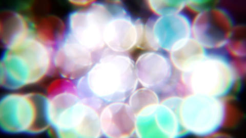 Bokeh Particle 6 Animation