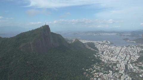 013 Rio , Helicopter flight , Aerial , Rio City ,  Footage