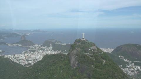 015 Rio , Helicopter flight , Aerial , Rio City ,  Footage