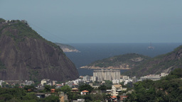 067 Rio , Coastline , Sugarleaf Mountain Footage