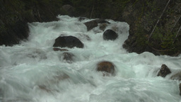 HD2008-6-6-20 Sherbrooke creek Stock Video Footage